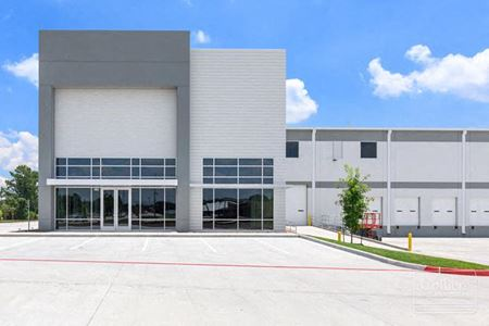 For Lease | 50,000 SF - 207,635 SF Class A Industrial Building - Cypress