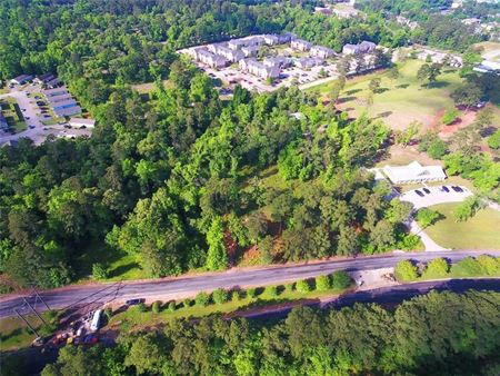 2.12 Acres of Land on Bearkat Blvd in Huntsville - Huntsville