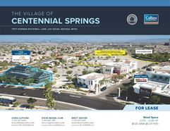 The Village at Centennial Springs - Las Vegas