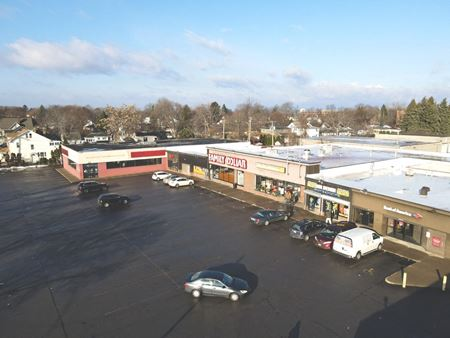 North Park Plaza - Rochester