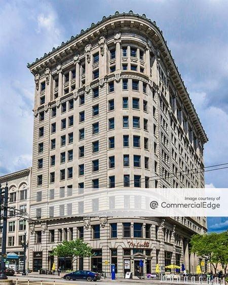 Boston Building - Salt Lake City