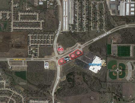 Walmart Outparcels - Fort Worth