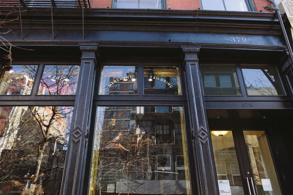 WeWork | 379 W Broadway