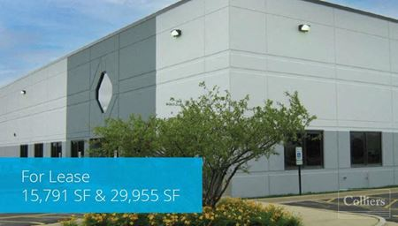 Up to 45,746 SF Available for Lease in Carol Stream - Carol Stream