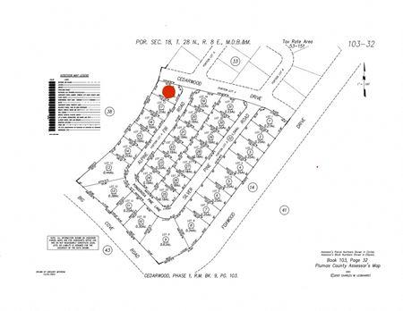 Alpine Fir Rd Lake Almanor Residential Dream Home Development Site - Westwood