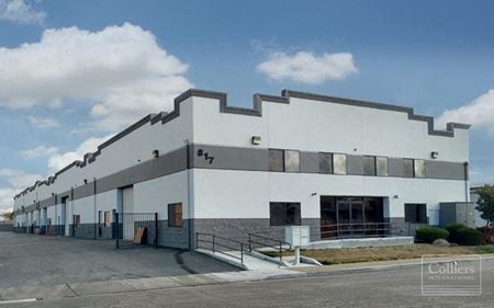 WAREHOUSE/DISTRIBUTION SPACE FOR LEASE - Hollister