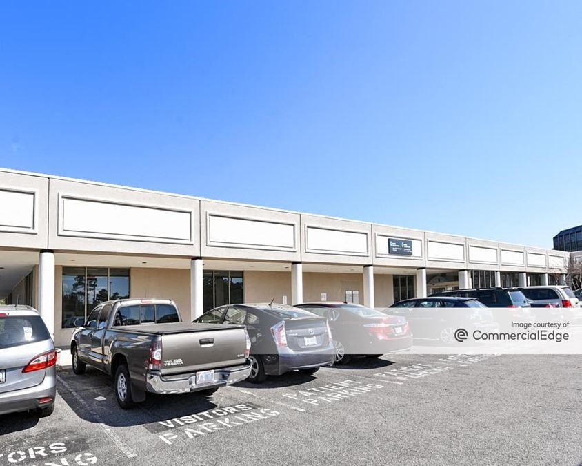 New Hanover Regional Medical Center - Medical Mall & Wound Care Clinic