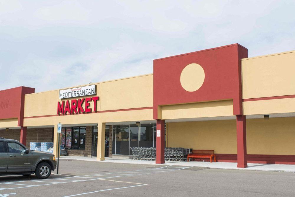 Farmington Plaza Shopping Center
