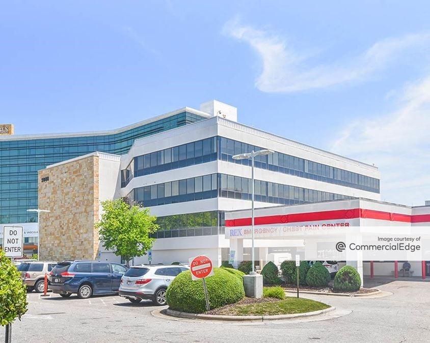 UNC REX Healthcare - Medical Office Building