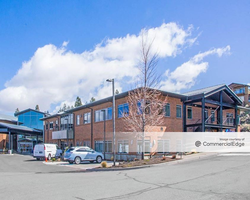 Bend Memorial Clinic - Old Mill District Clinic