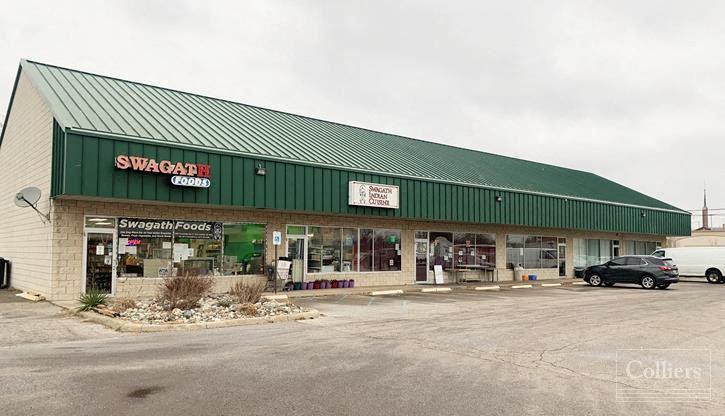1060 Trowbridge Rd., East Lansing, MI 48823
