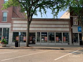 Retail Space Available In Downtown Holland