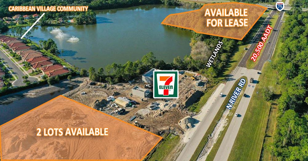 I-75 & River Road Interchange Pads FOR LEASE