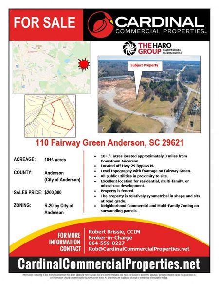 110 Fairway Grn - Anderson