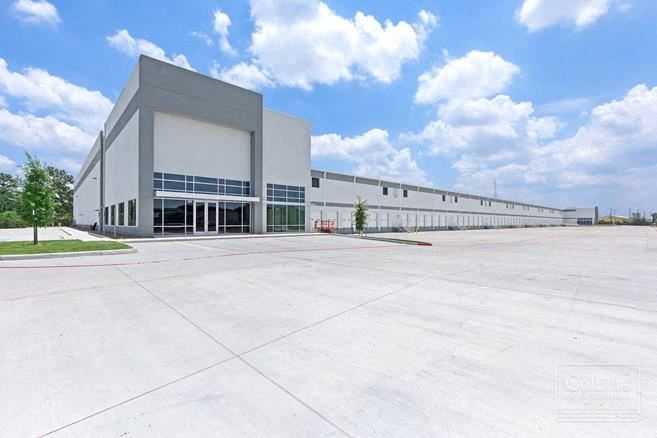 For Lease | 50,000 SF - 207,635 SF Class A Industrial Building