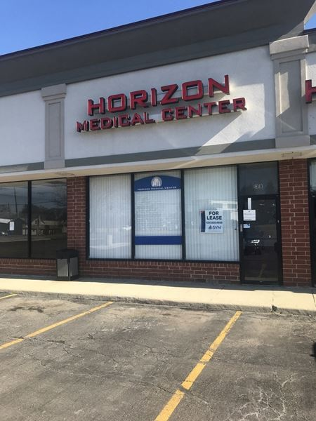 Medical Office Space Lakeview Plaza - Roselle