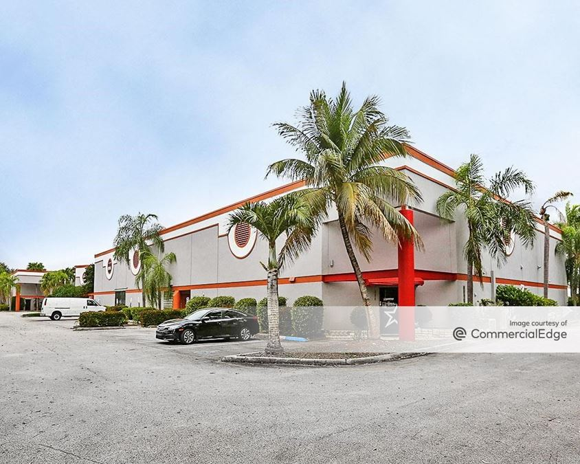 10301 & 10501 NW 50th Street