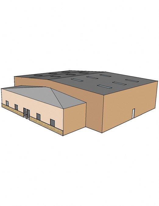 12,000 SF Industrial Building - COMING SOON