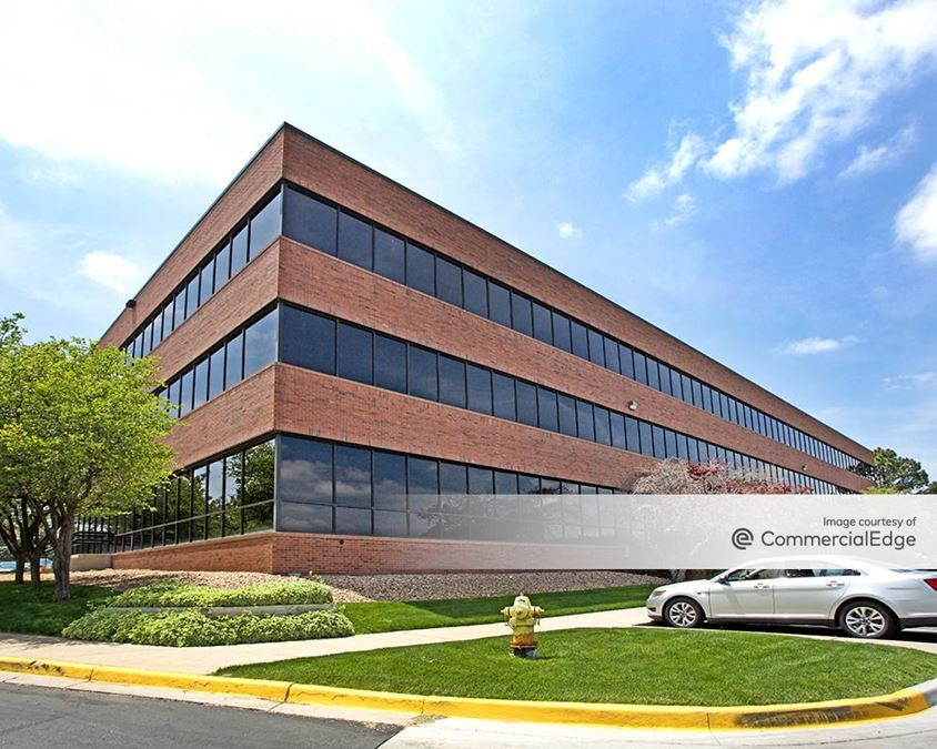Greenwood Corporate Plaza - Building 4