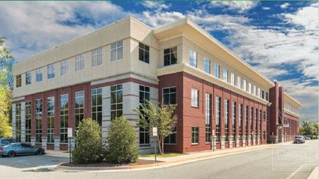 50 Tech Parkway - North Stafford Center for Business & Technology - Stafford