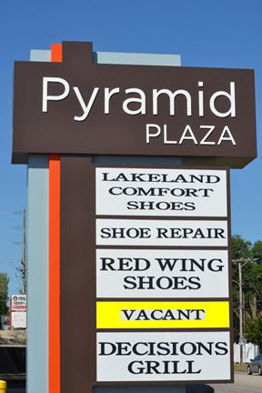 Pyramid Plaza