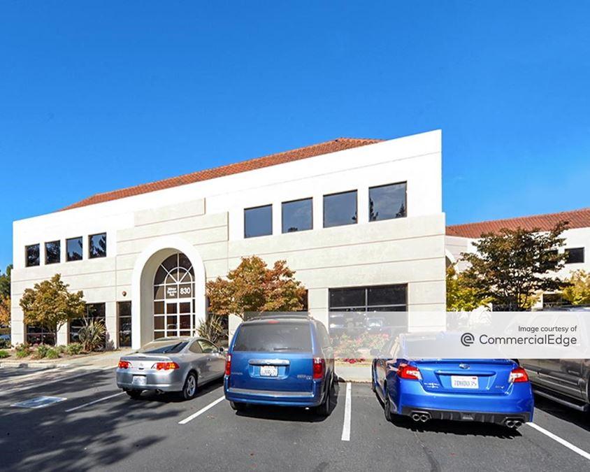 Hillview Executive Park - 830 & 920 Hillview Court