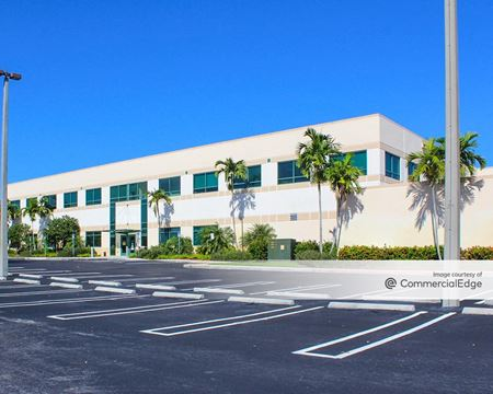 Coral Springs Research and Development Corporate Park - 3975 NW 120th Avenue - Coral Springs