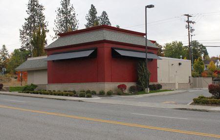 Former Jack In The Box Restaurant - Spokane