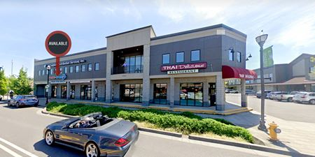 Downtown Tigard Retail for Lease - Tigard