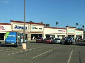 Whalens Shopping Center