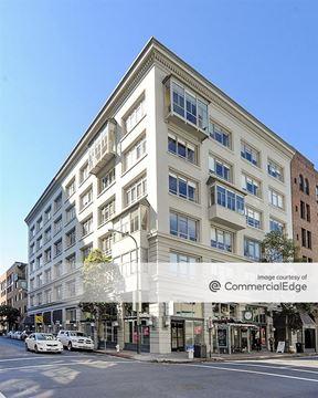 615 Battery Street - San Francisco