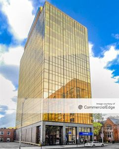 The Gold Building - New Haven