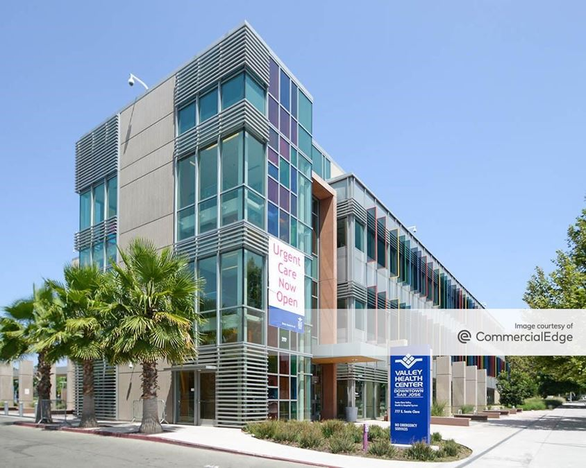 Valley Health Center - Downtown San Jose
