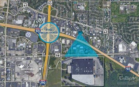 62,000 SF Available for Sale or Lease in Rolling Meadows - Rolling Meadows