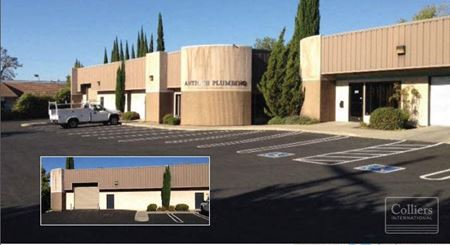 LIGHT INDUSTRIAL SPACE FOR LEASE - Antioch