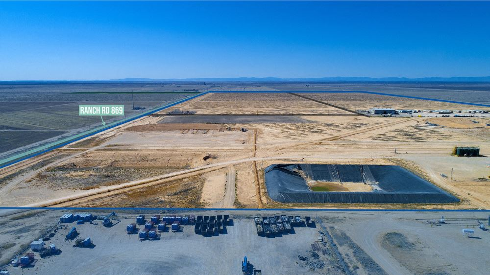 Pecos Industrial Park Lots For Sale