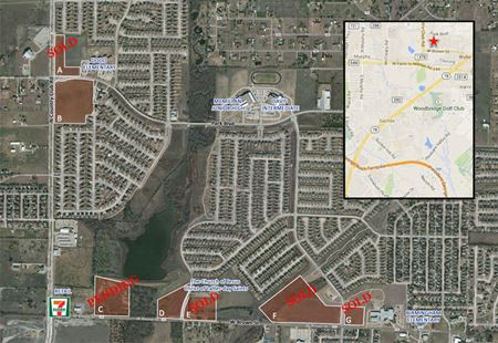 11.85 Acres of Land in Wylie, TX - Wylie