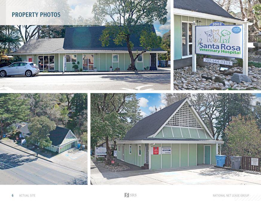 Santa Rosa CA - Santa Rosa Veterinary Hospital (Western Veterinary Partners)