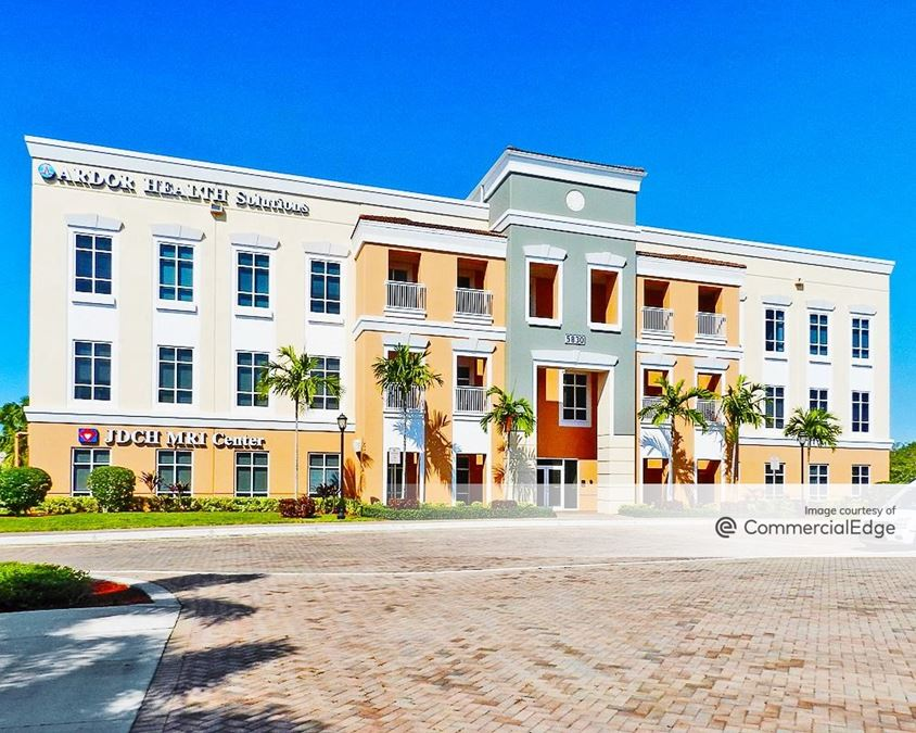 Heron Bay Corporate Center III & IV
