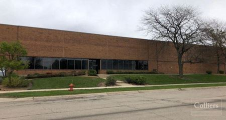 78,161 SF Available for Lease in Itasca - Itasca