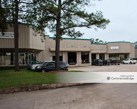 Prologis Pine Forest - 455, 465, 467 & 489 West 38th Street - Houston