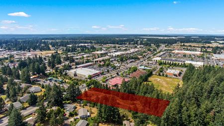 Hawks Prairie Land - Zoned General Commercial - Olympia