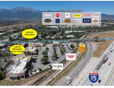 Shops at Foothill Crossings - Rancho Cucamonga