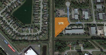 New Build Warehouse - Lehigh Acres