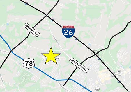 214 Powell Drive Summerville - Summerville