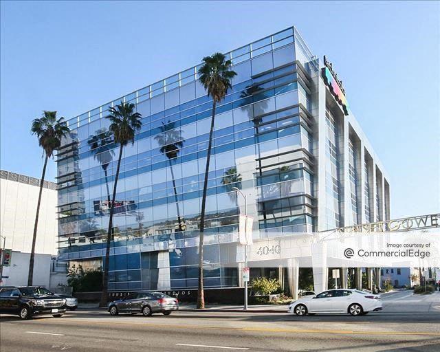 Technicolor Building