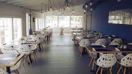 Capsize Restaurant - Oxford