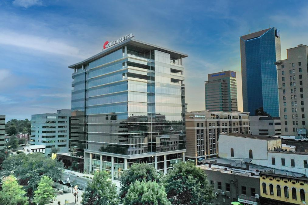 The Offices at City Center Sublease