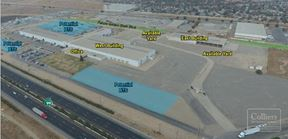 Industrial Buildings/Land For Lease/Build-To-Suit - Fresno