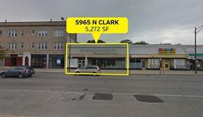 5965 N Clark - Chicago